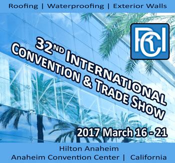 32nd RCI International Convention and Trade Show March 16-21, 2017 | Hilton Anaheim | Anaheim Convention Center, California