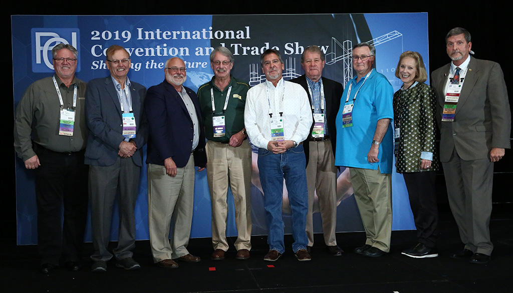 25-year awardees