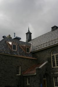 roof and dormers