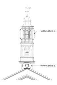 Cupola Drawing