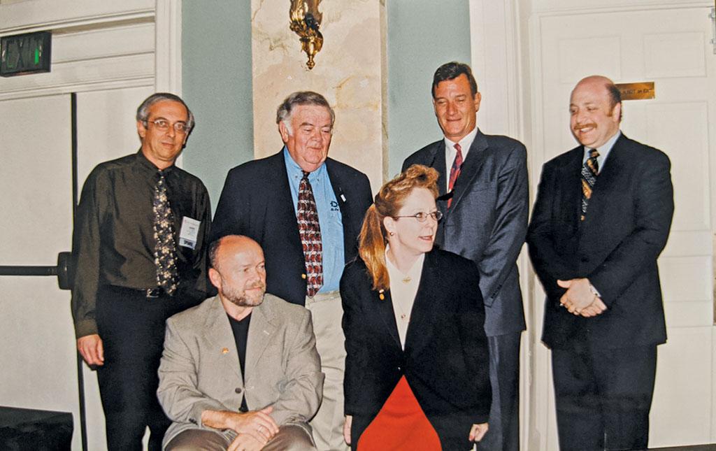 Foundation Board 1998