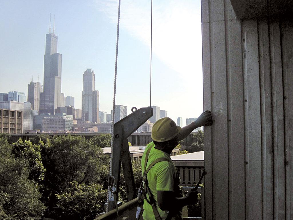 facade inspection