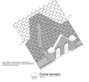 diagram of dormer
