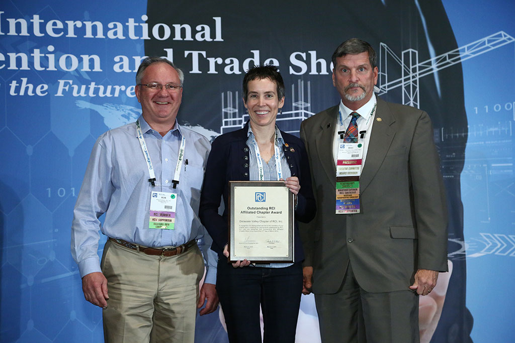 Delaware Valley's Outstanding Chapter Award