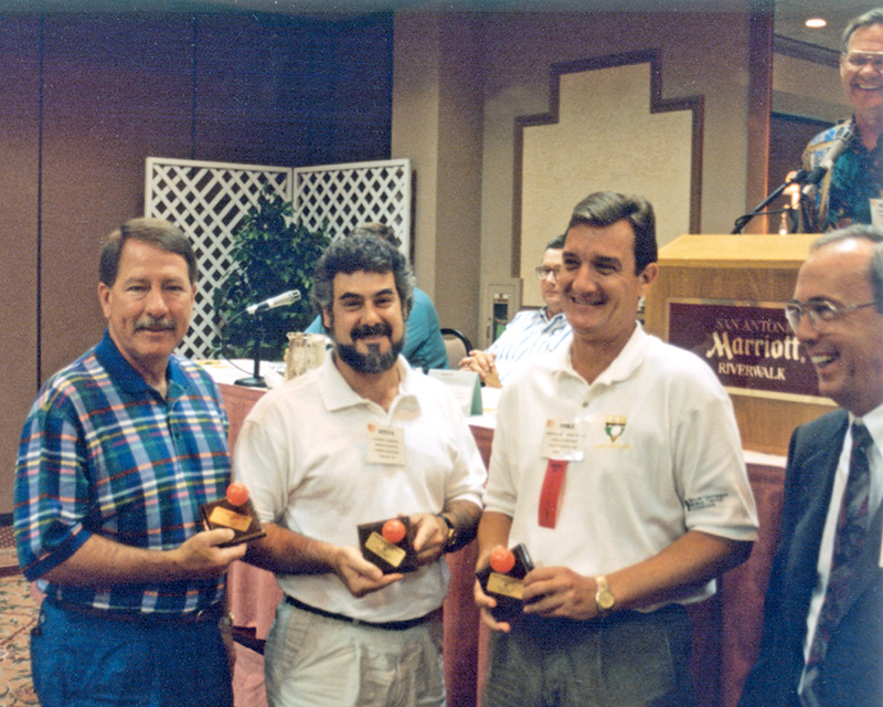 Ward, Alberico, Blanchette, Huff, and Sark, 1994.
