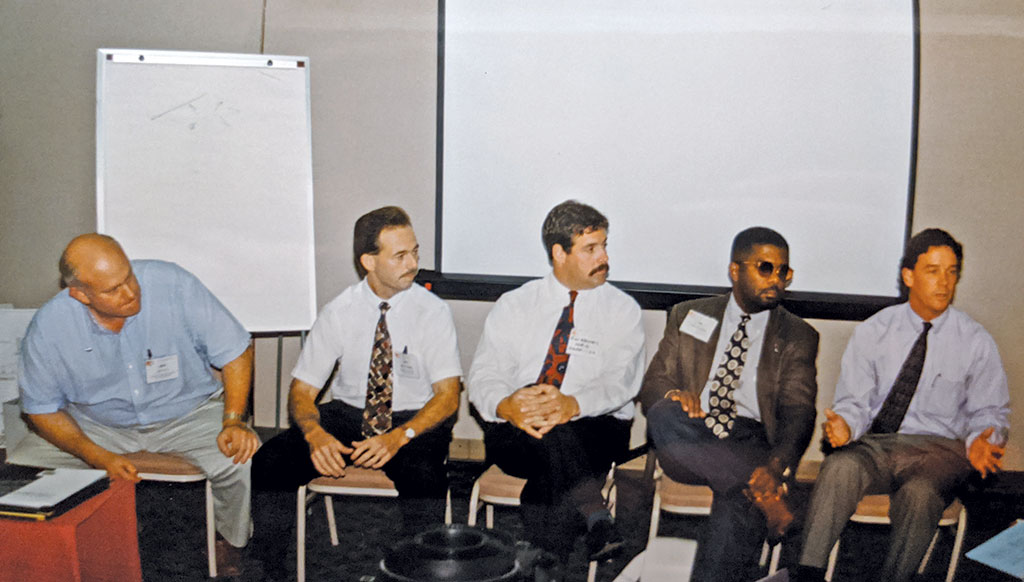 Meeting in 1996