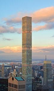 tall skinny skyscraper