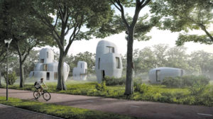 3D Printed Houses