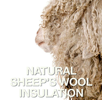 Natural Sheep's Wool Insulation