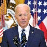 President Biden. Photo by Evan Vucci/AP.