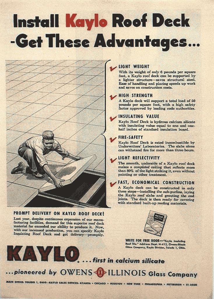 vintage kaylo ad