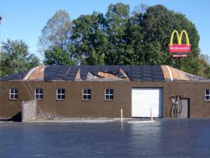 McDonalds reroof