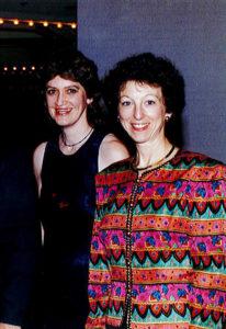 Kris and Micki, 1997