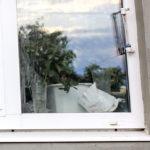 liquid-flashed window