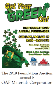 get your green on flyer