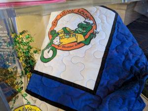 lizard lounge quilt