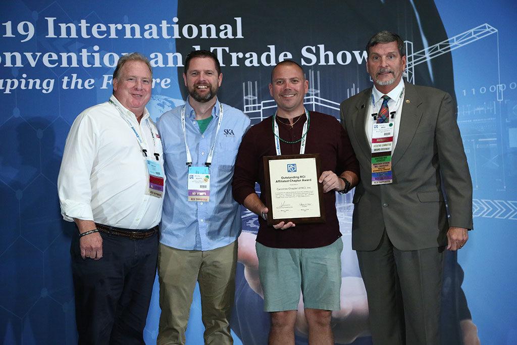 Carolinas Chapter Award