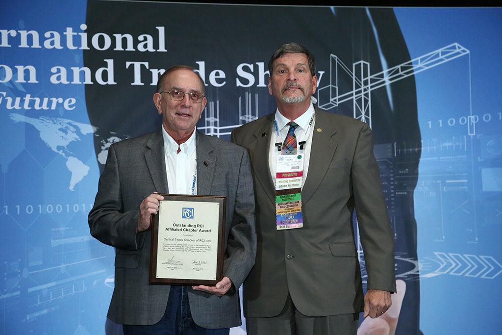 Central Texas Award