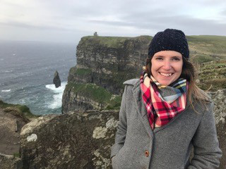 Caroline Lewis in Ireland