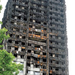 Grenfell Building After Fire