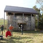 choctaw academy building
