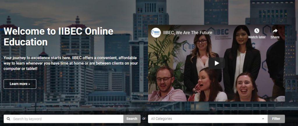 IIBEC Online Learning Portal