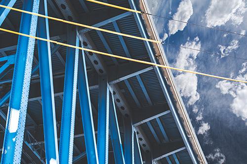 Blue Steel Building