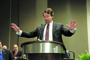 CEO Lionel van der Walt