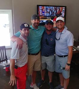 winning golfers